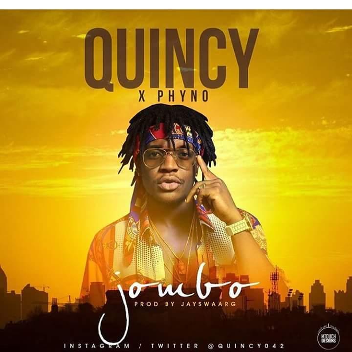 Photo of Quincy – Jombo Ft Phyno