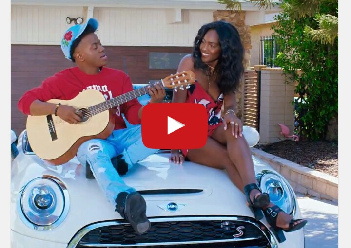 Photo of Korede Bello Butterfly Video