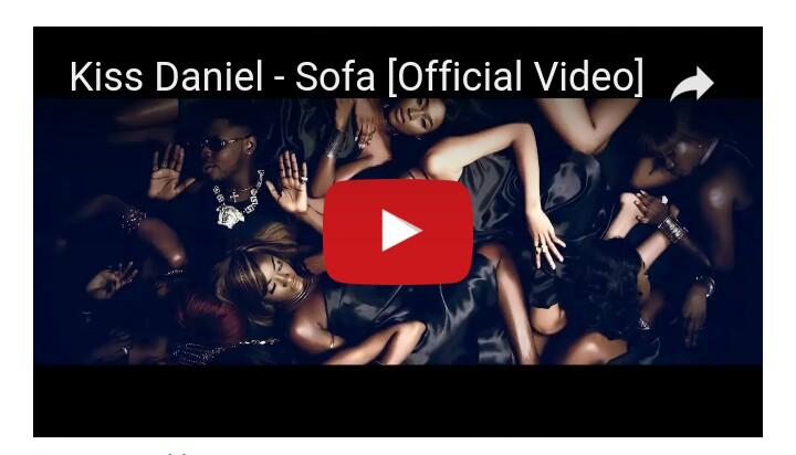 Photo of Kiss Daniel Music Video – Sofa