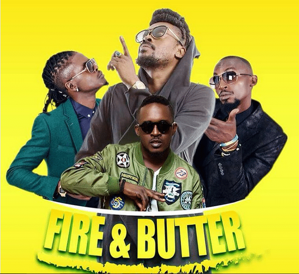 Photo of Radio & Weasel Ft. Beenie man & M.I – Fire & Butte