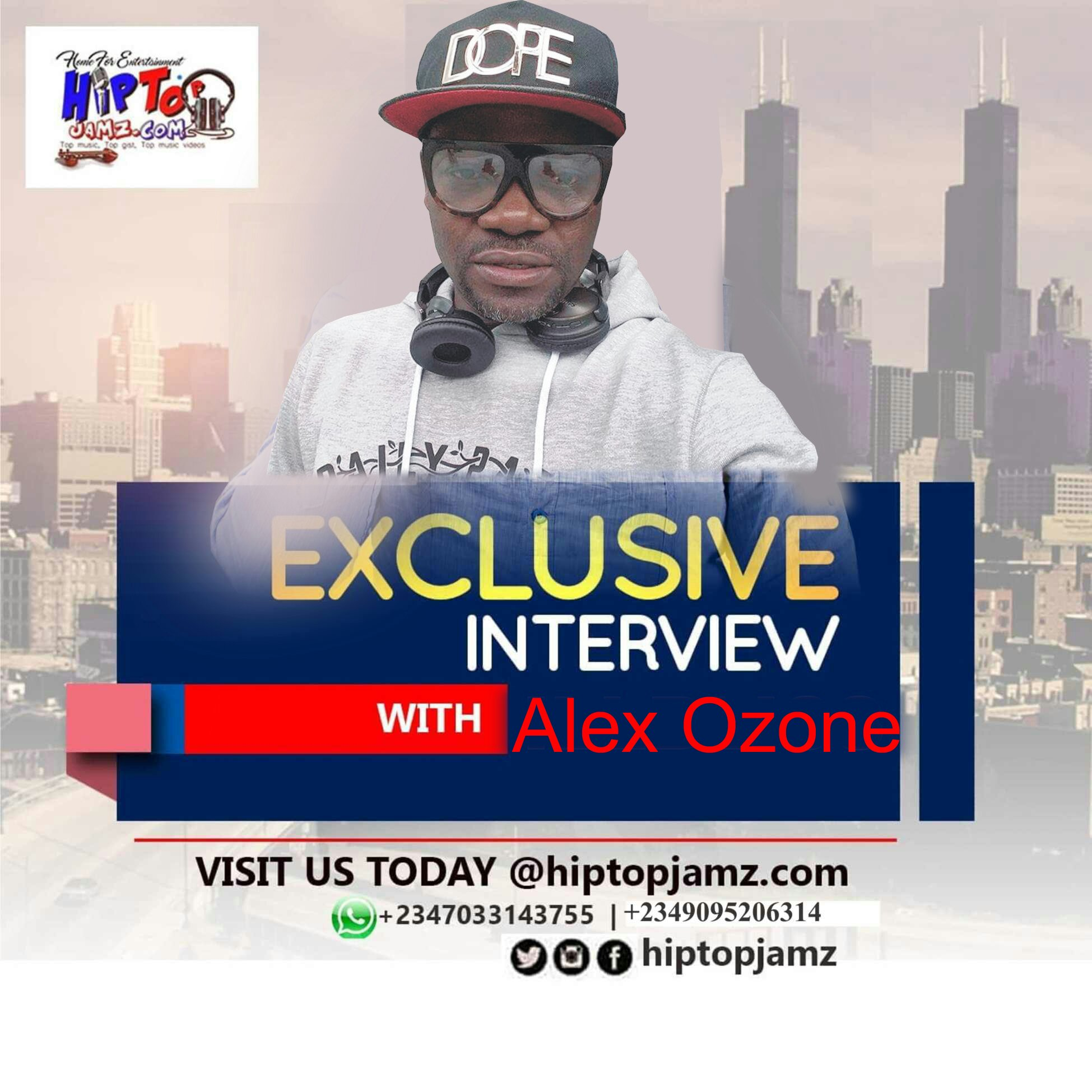 Photo of [Exclusive Interview] One On One With The Controversial Promoter Alex ozone Ceo 03media