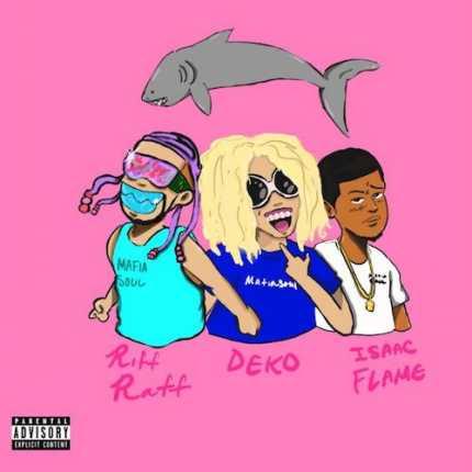 Photo of Riff Raff – Shark Tank Ft. Deko & Isaac Flame (AUDIO MP3)
