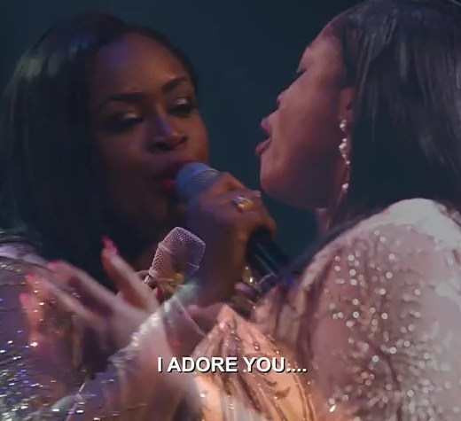 Photo of Sinach Ft. Casey Ed – I Adore