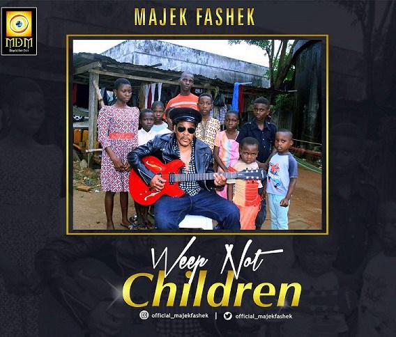 Photo of Majek Fashek – Weep Not Children