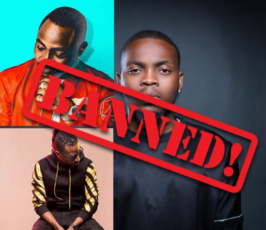 Photo of NBC Bans Olamide's Wo & Wavy Level, Davido's IF & Fall And 9ice's Living Things (See Reasons & Full List)