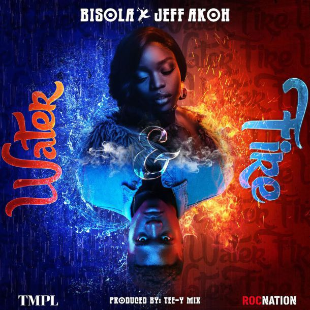 Photo of Bisola Ft. Jeff Akoh – Water & Fire