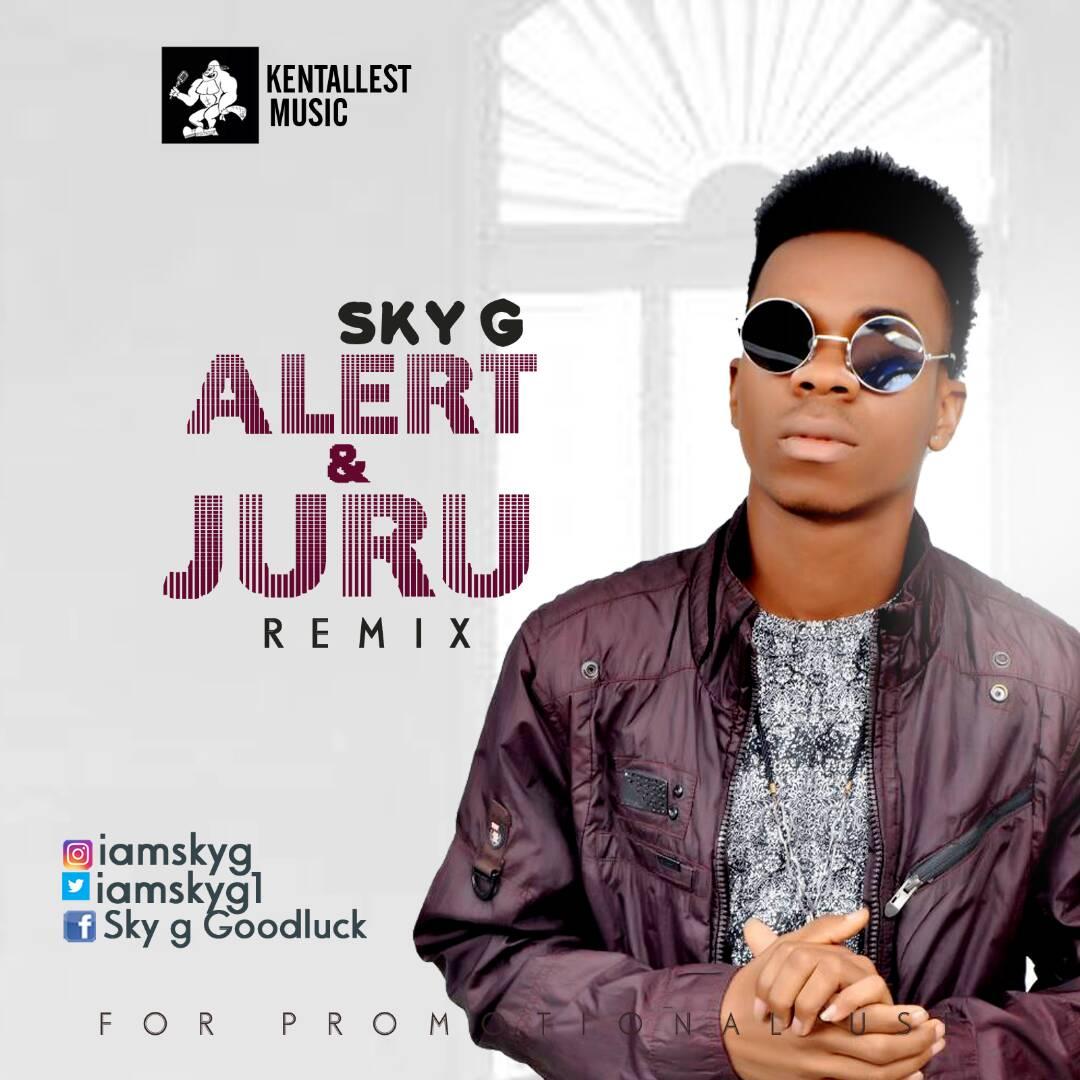 Photo of Sky G – Juru Refix Prod By Slynfit