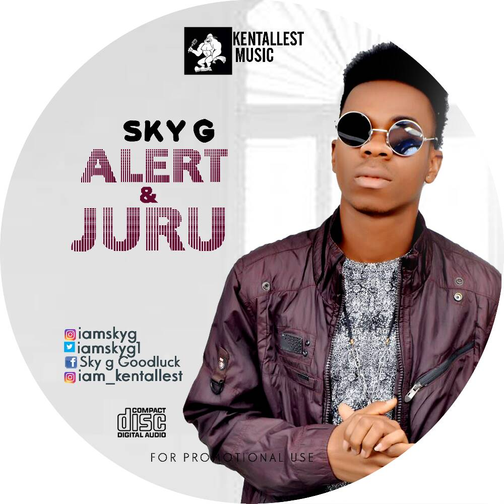 Photo of Sky G – Alert Prod By Slynfit | hiptopjamz Song Of The Week
