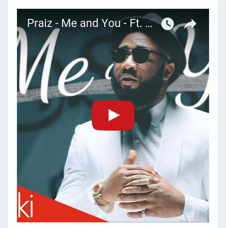 Photo of VIDEO: Praiz Ft. Sarkodie – Me & You