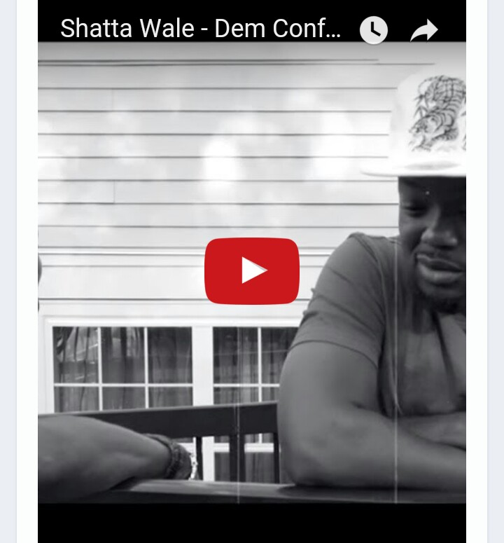 Photo of VIDEO: Shatta Wale – Dem Confuse