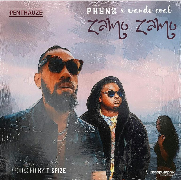 Photo of Phyno Ft. Wande Coal – Zamo Zamo