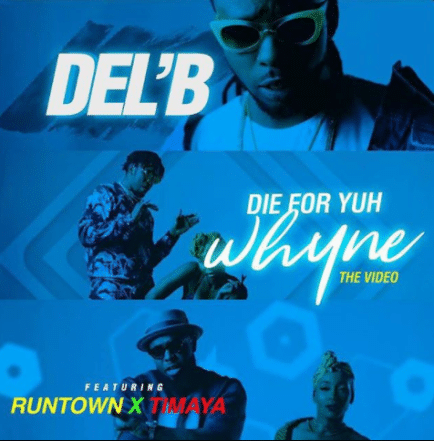 Photo of VIDEO: Del'B Ft. Runtown & Timaya – Die For Yuh Whyne