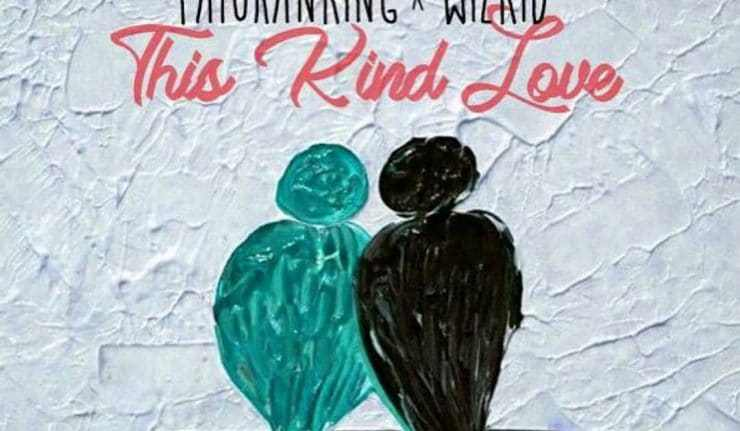 Photo of Patoranking Ft. Wizkid – This Kind Love
