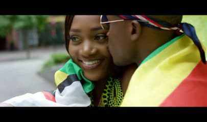 Photo of VIDEO: Dotman Ft. Mr. Eazi – Afro Gir