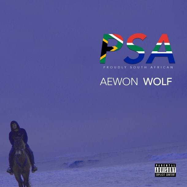 Photo of Aewon Wolf – Proudly South African (PSA)