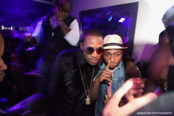 Photo of D'banj Gave Me My First Rolex But I Never Signed Anything – Davido