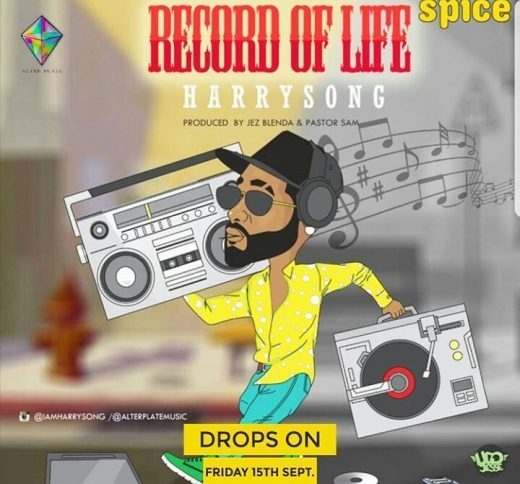 Photo of Harrysong – Record Of Life
