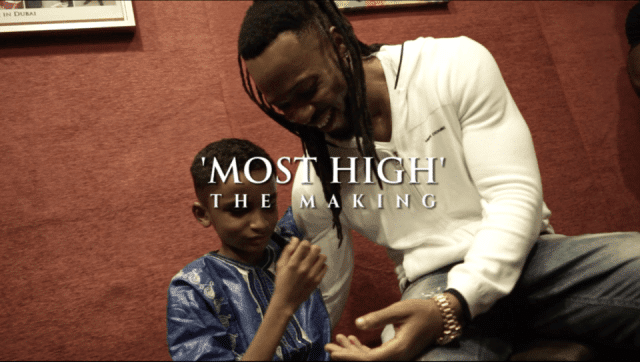 Photo of VIDEO: Flavour Ft. Semah – Most High (The Making)