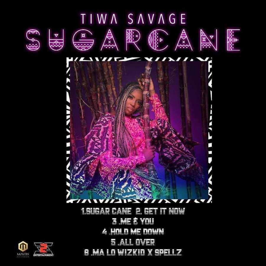 Photo of FULL ALBUM: Tiwa Savage – Sugarcane