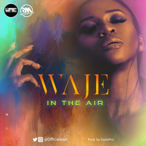 Photo of Waje – In The Air