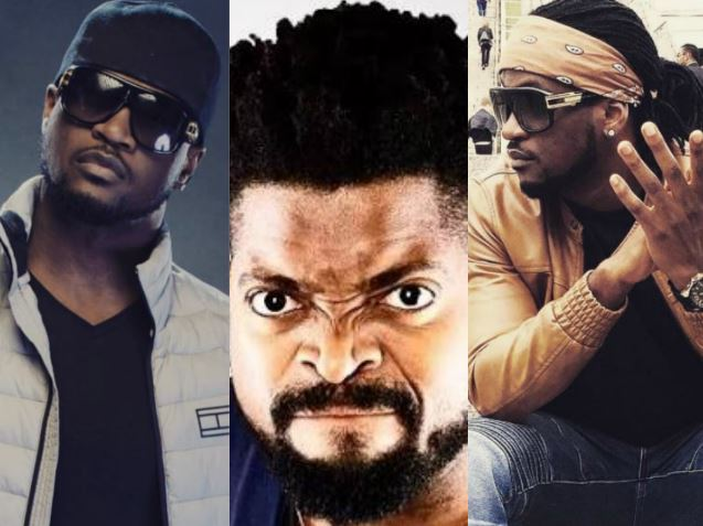 Photo of Wetin Sef! Comedian Basketmouth Reacts To Psqaure's Fight