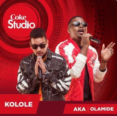 Photo of AKA & Olamide – Kolole