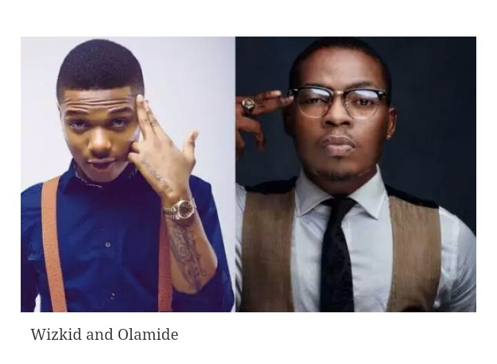 Photo of Wizkid has an Issue With Olamide's 'Wo' Lyrics… and Olamide Responds!