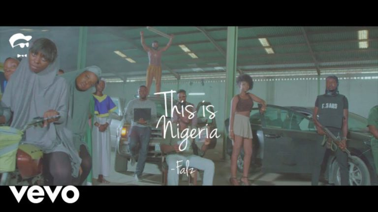 Photo of Falz – This Is Nigeria