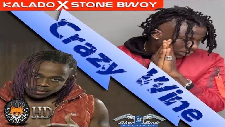 Photo of StoneBwoy – Krazy Whine Ft Kalado