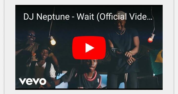 "Photo of [Video] DJ Neptune – ""Wait"" ft. Kizz Daniel"