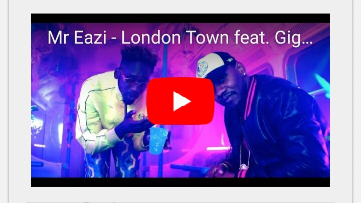 "Photo of [Video] Mr Eazi – ""London Town"" ft. Giggs"