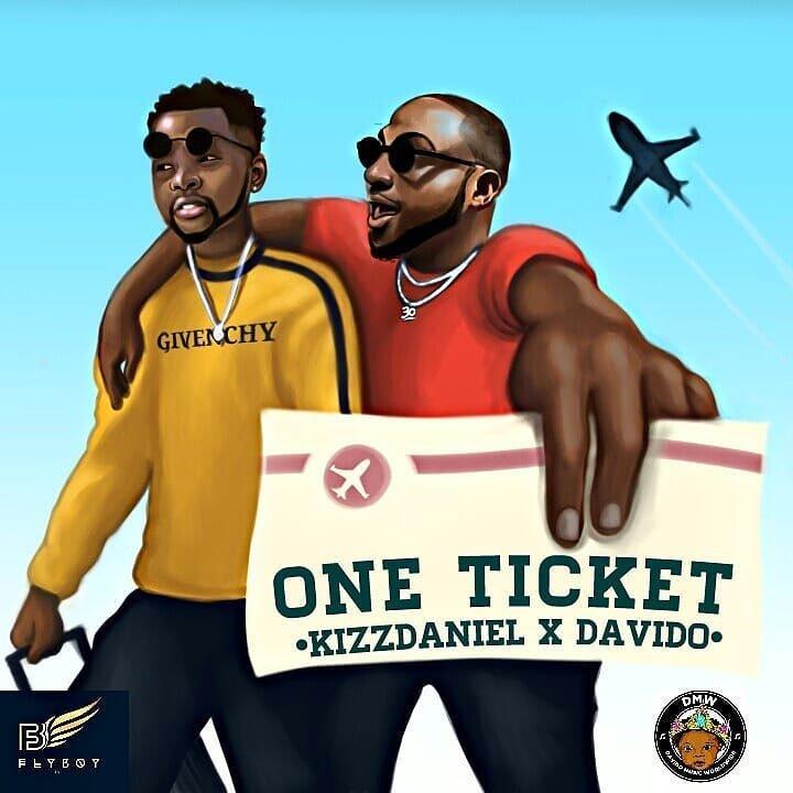 """Photo of Kizz Daniel – """"One Ticket"""" ft. Davido (Prod by Major Bangz)"""