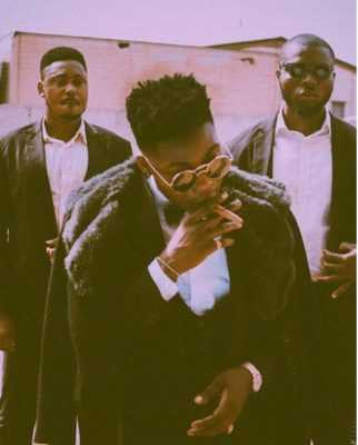 Photo of Reekado Banks Shows Off His New Record Label