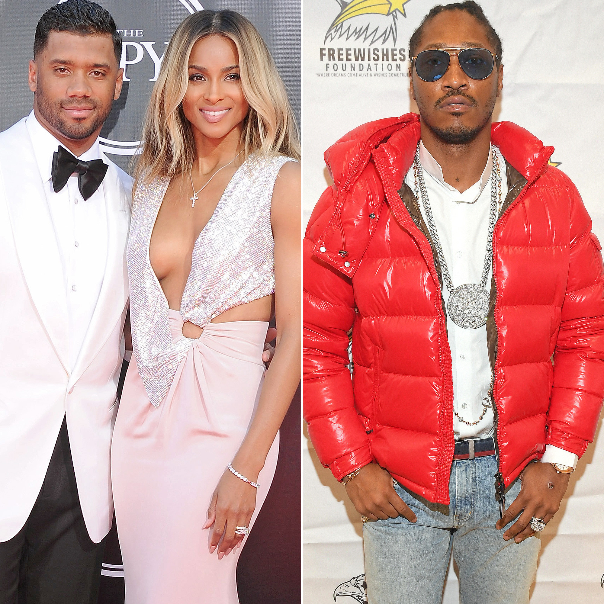 Photo of Future blasts Ciara's husband Russell Wilson, says he does exactly what the singer tells him to do