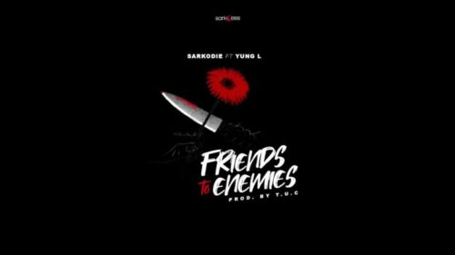 Sarkodie-ft-Yung-L-Friends-To-Enemies-mp3-image
