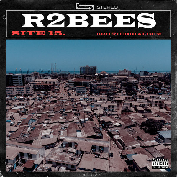 Photo of R2Bees – Site 15 (Full Album Download)