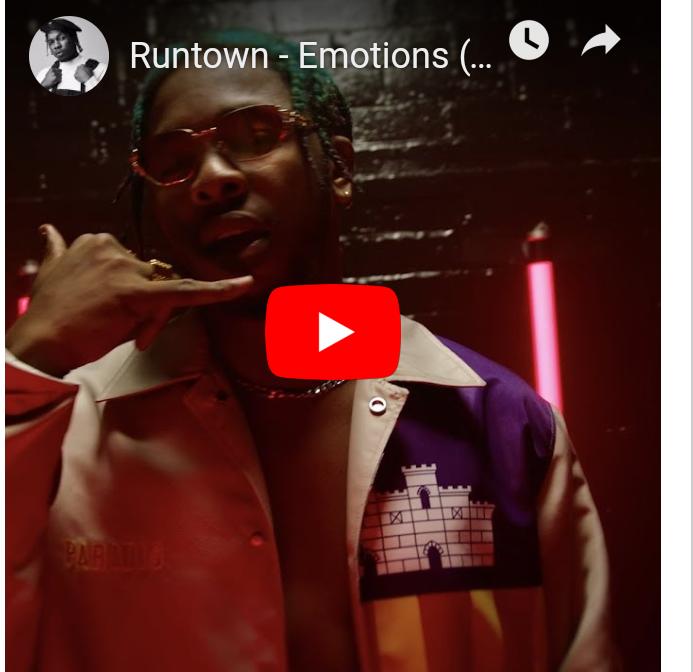 "Photo of [Video Premiere] Runtown – ""Emotions"""