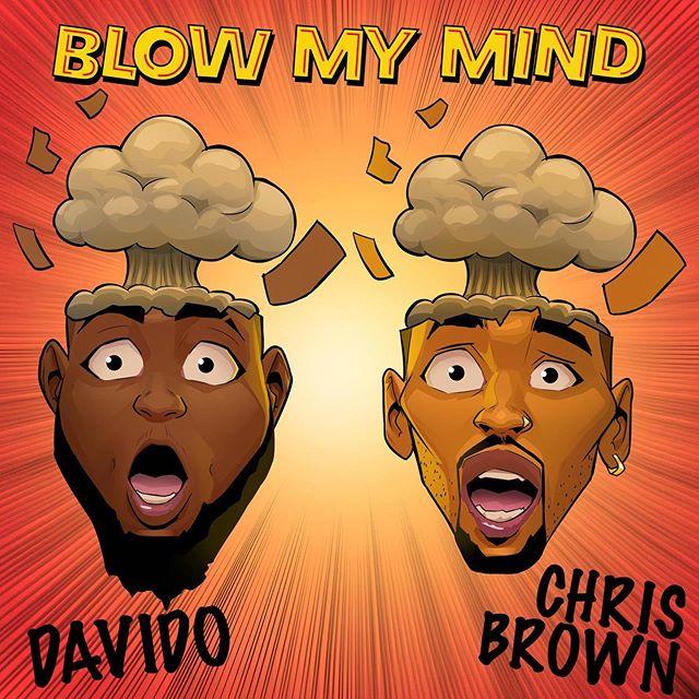 Photo of Davido ft. Chris Brown – Blow My Mind