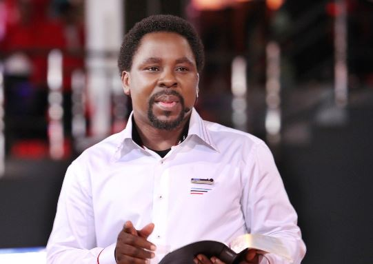 Photo of Synagogue Church of All Nations Reacts To R*pe allegation Against T.B Joshua With Evidence (Video)