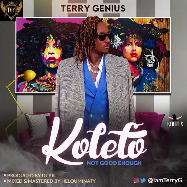 Photo of Terry G – Koleto (Not Good Enough)