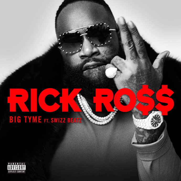 Photo of Rick Ross ft. Swizz Beatz – Big Tyme