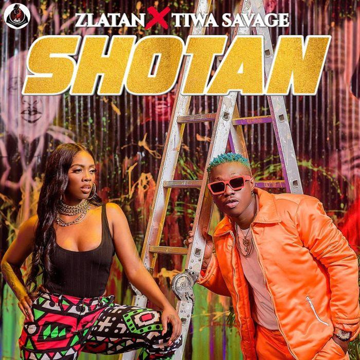 Photo of Zlatan – Shotan ft. Tiwa Savage