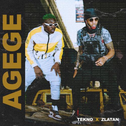 Photo of Tekno X Zlatan – Agege Mp3
