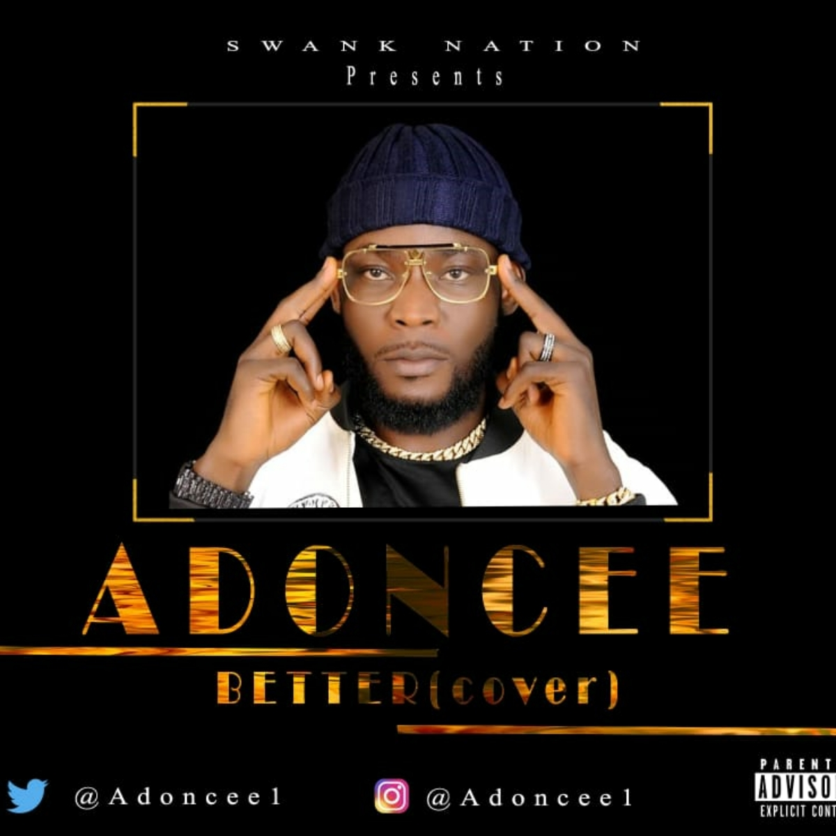 Photo of Adoncee – Better (Cover)