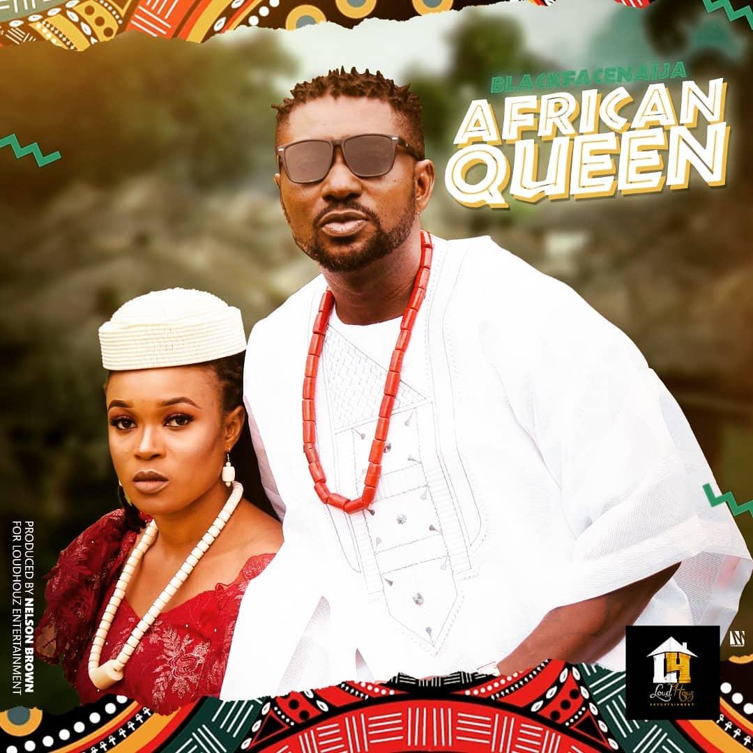 Photo of Blackface – African Queen