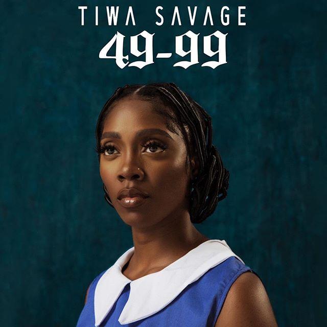 "Photo of Tiwa Savage Goes Global On New Single ""49-99"""