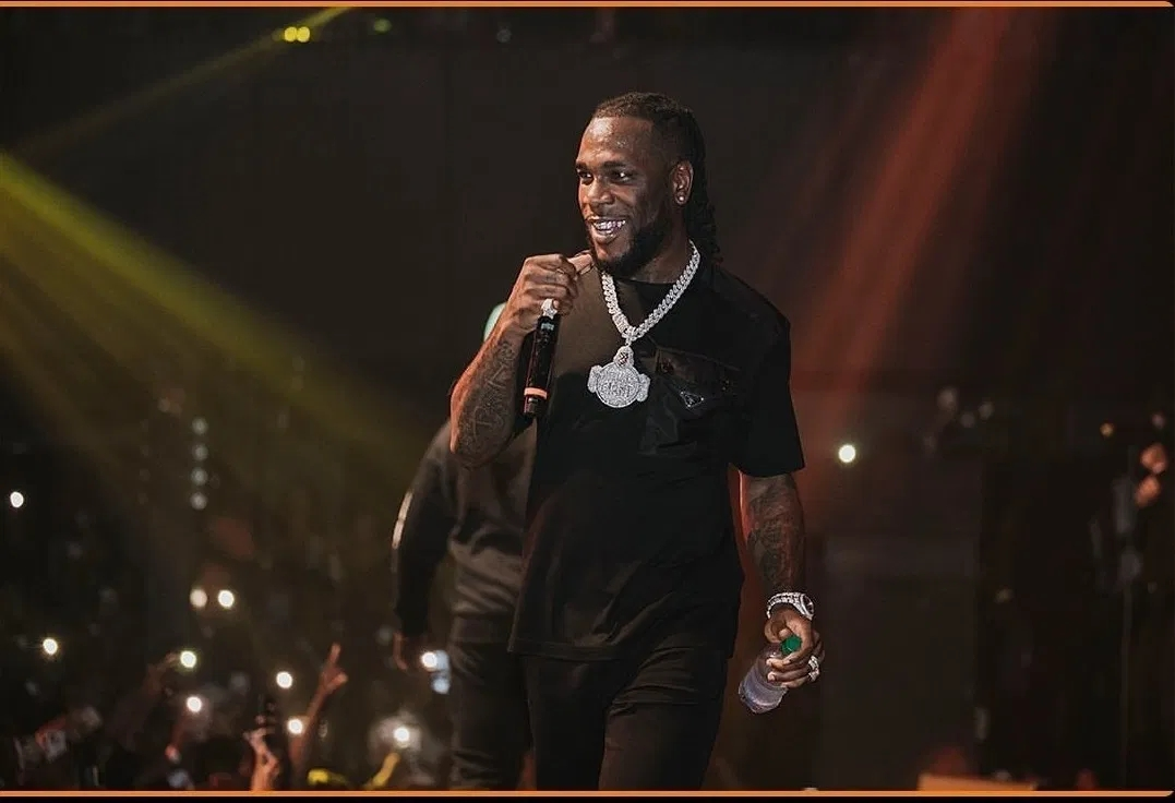 Photo of I will never set foot in South Africa – Burna Boy