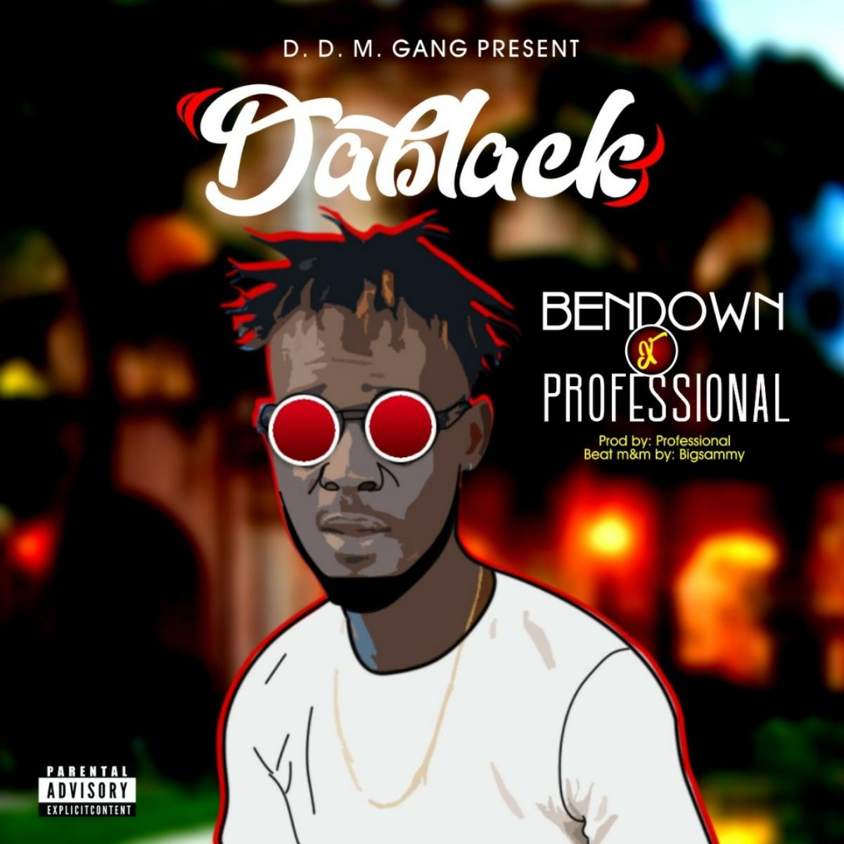 Photo of Da Black – Bend Down (Prod. Professional)