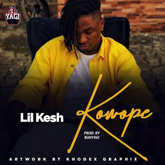 Photo of Lil Kesh – Kowope