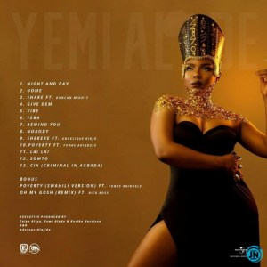 Photo of Yemi Alade – Lai lai